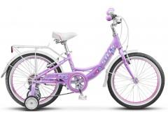 Детский велосипед Stels Pilot 230 Girl (2016)