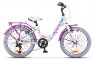 Детский велосипед Stels Pilot 230 Lady 20 (V010)
