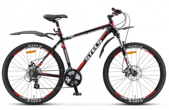 Горный велосипед Stels Navigator 730 MD (2016)