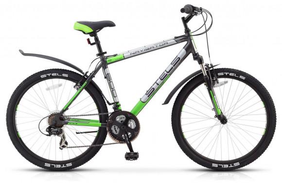 Велосипед Stels Navigator 600 V 26 (V030) (2018)