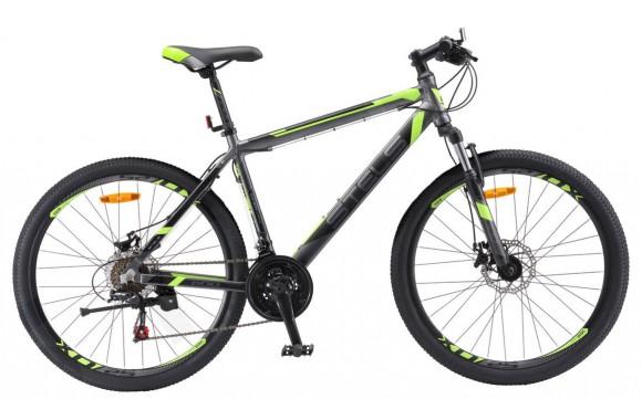 Горный велосипед Stels Navigator 600 MD (2017)