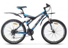 Двухподвесный велосипед Stels Navigator V (2016)