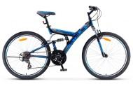Двухподвесный велосипед Stels Focus V 26 18-sp (V030)