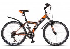 Подростковый велосипед Stels Navigator 410 V 18-sp (V030) (2017)