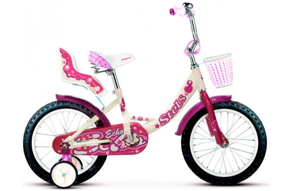 Детский велосипед Stels Echo 16 (V020) (2018)