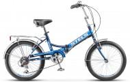 Складной велосипед Stels Pilot 450 20 (Z010) (2018)
