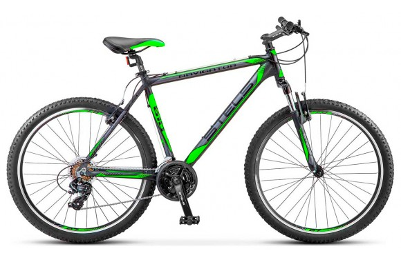 Горный велосипед Stels Navigator-610 V 27.5 (V030) (2017)