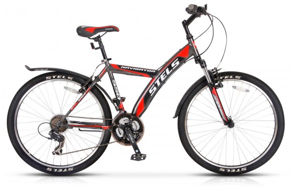 Горный велосипед Stels Navigator 550 V (2017)