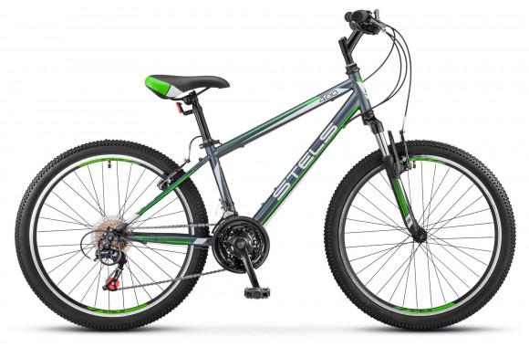 Велосипед Stels Navigator 400 V 24 (V030) (2018)