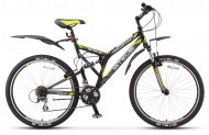 Двухподвесный велосипед Stels Challenger V (V010) 26 (2017)