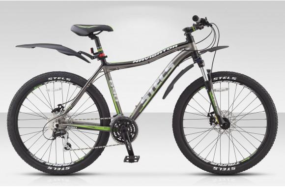 Горный велосипед Stels Navigator 690 MD (2016)