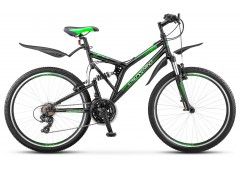 Двухподвесный велосипед Stels Crosswind 26 21-sp (Z010) (2018)