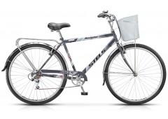 Комфортный велосипед Stels Navigator 350 Gent (2017)