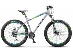 Горный велосипед Stels Navigator 670 D 27.5 + (2017)