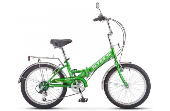 Велосипед Stels складной велосипед Stels Pilot 350 20 (Z011) 2018 (2018)