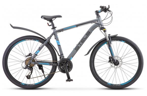 Велосипед Stels Navigator 640 D 26 (V010) (2019)