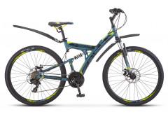 Велосипед Stels Focus MD 27.5