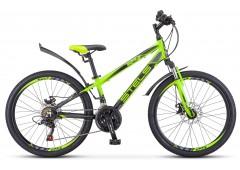 Подростковый велосипед Stels Navigator-450 MD 24 (V010) (2017)