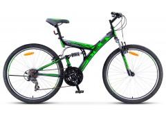 Двухподвесный велосипед Stels Focus V 21-sp (2017)