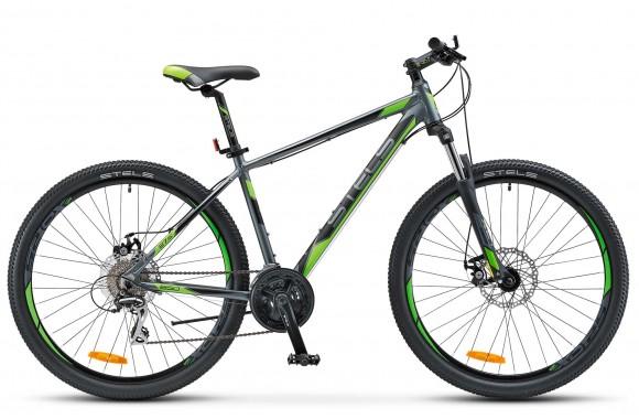 Горный велосипед Stels Navigator 650 MD (2017)