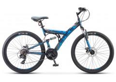 Двухподвесный велосипед Stels Focus MD 26 21-sp (V010) (2017)