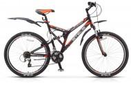 Двухподвесный велосипед Stels Challenger V 26 (V010) (2018)