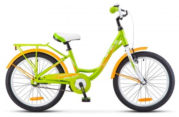 Подростковый велосипед Stels Pilot-220 Lady 20 (V010) (2017)