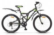 Двухподвесный велосипед Stels Challenger V 24 (2017)