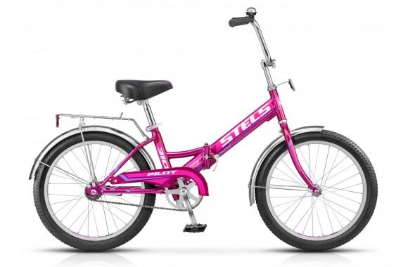 Подростковый велосипед Stels Pilot 310 20 (2017)