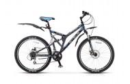 Двухподвесный велосипед Stels Challenger MD (2015)