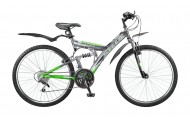Двухподвесный велосипед Stels Focus V 18-sp (2015)