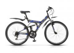 Двухподвесный велосипед Stels Focus V 21-sp (2015)