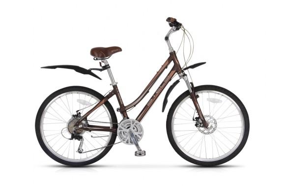 Женский велосипед Stels Miss 9500 MD (2015)