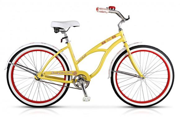 Женский велосипед Stels Navigator 130 Lady 1-sp. (2015)