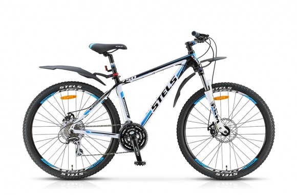 Горный велосипед Stels Navigator 750 MD 27.5 (2015)