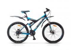 Двухподвесный велосипед Stels Navigator D (2015)