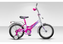 Детский велосипед Stels Talisman Chrome 16 (2015)